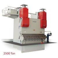 High Tonnage Bending Equipment