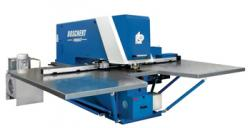 Boschert CP® Series CNC Punching Machine with No Rotation