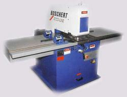 Boschert Ecco Line Series Manual Punching Machines