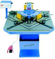Boschert Silver Eagle Quick Hydraulic Power Notcher